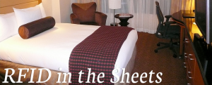 RFID in the Sheets