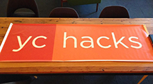 My Experience at YC Hacks (Y Combinator's First Hackathon)