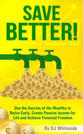 Get Ready to SAVE BETTER! With My First eBook