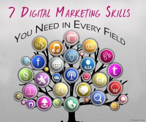 7 Digital Marketing Skills Every Professional Needs