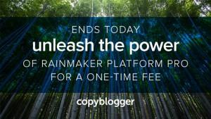 LAST DAY: Claim Your Rainmaker Platform Pro Upgrade Option Before It Expires