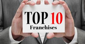 Top 10 Franchises of 2015
