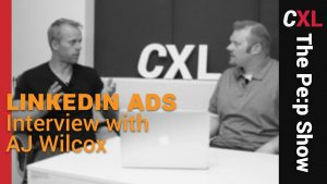 What's the deal with LinkedIn Ads? Interview with AJ Wilcox