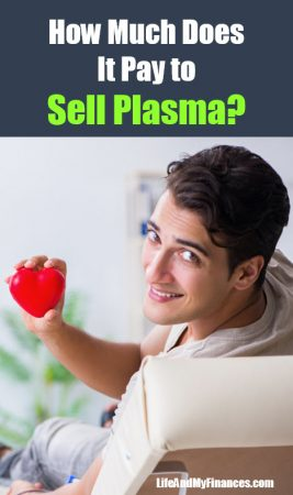 How Much Does It Pay to Sell Plasma?