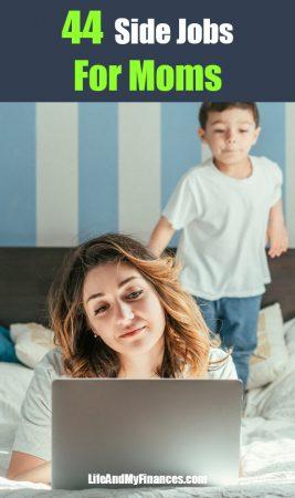 44 Side Jobs For Moms