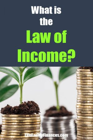 What is the Law of Income? (Apply It, and Become Wealthy!)