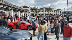 Ferrari SF90 Stradale at South OC Cars and Coffee