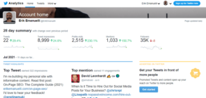 Twitter Analytics: Understand Data and Learn to Use It